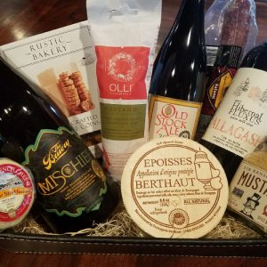 Bleu Market & Kitchen beer gift basket (experience)