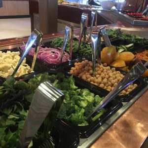Bleu Market & Kitchen casual catering salad